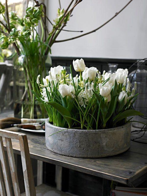 tulip arrangements ideas