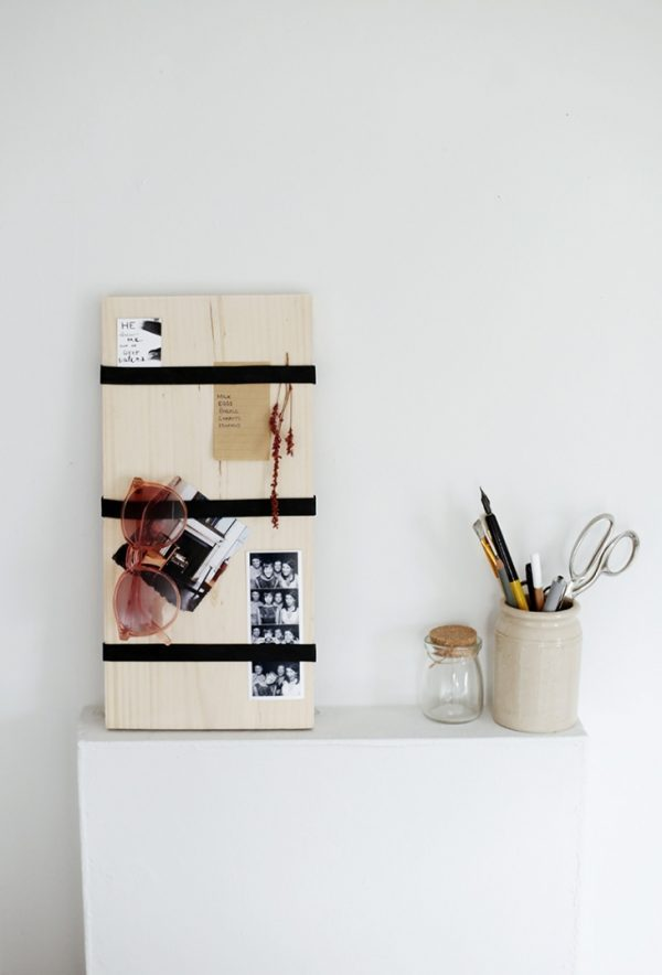 stylish notice board