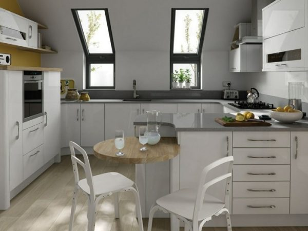 Kitchen Loft Design Ideas Part 59