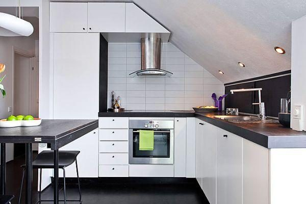 Loft kitchen design ideas - Little Piece Of Me