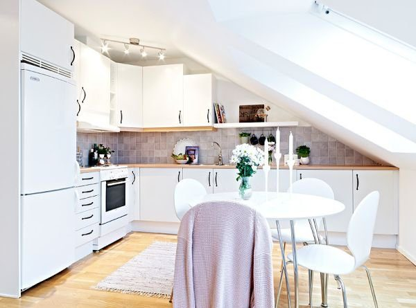 kitchen loft design
