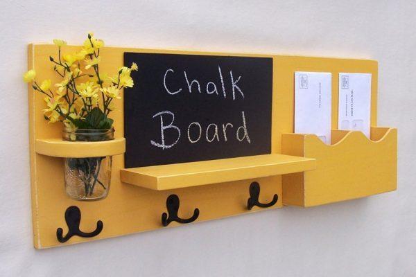 memo chalkboard