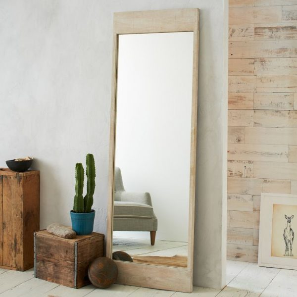 standing wall mirror