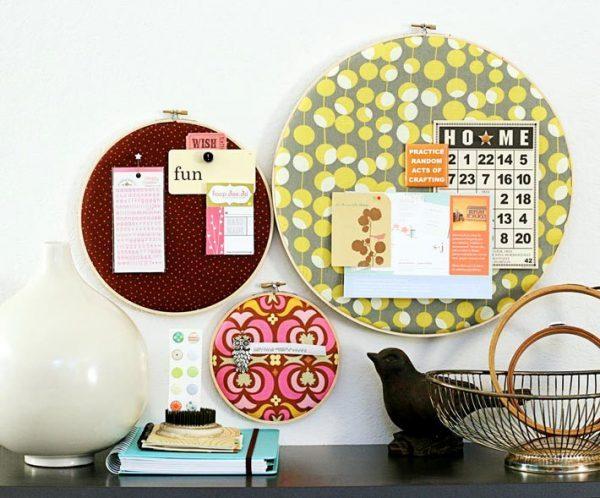decorative memo boards