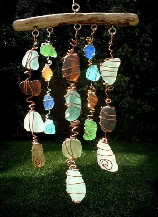 wind chime craft ideas