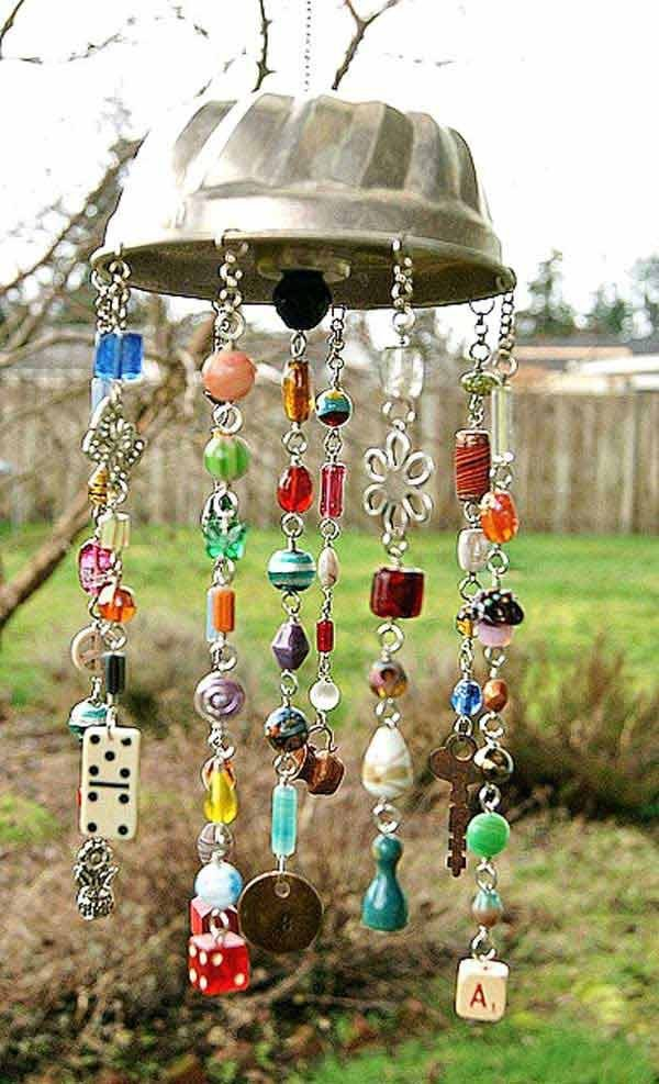 ideas for making wind chimes