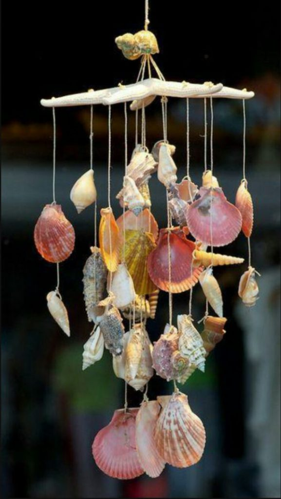 simple wind chimes to make