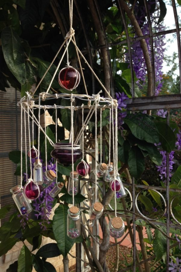inspirational wind chimes