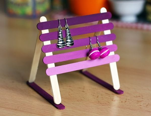 cool crafts with popsicle sticks