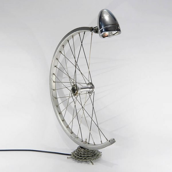 things made from bike parts 1