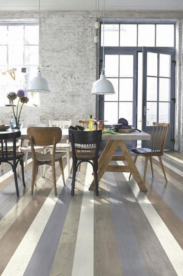 striped floor 3