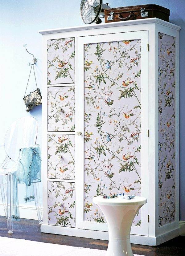 wallpaper wardrobe