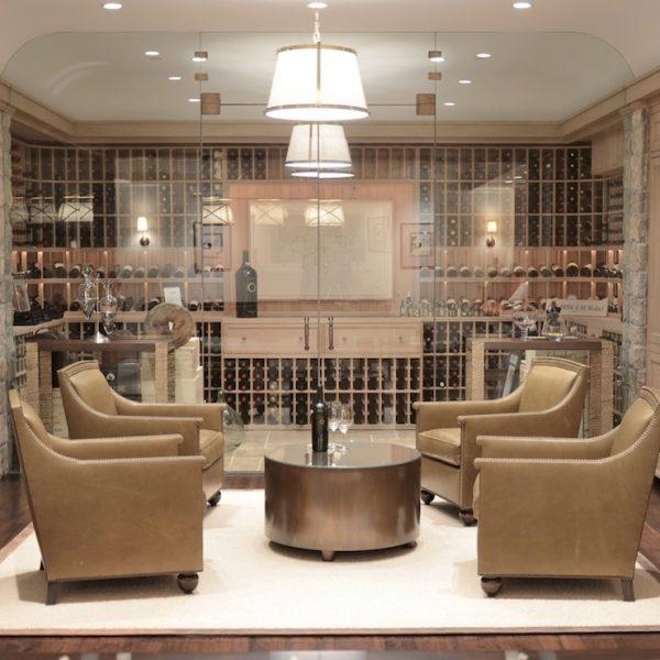 home wine room
