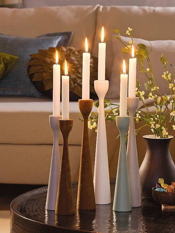 Decorating Ideas With Candles Little Piece Of Me