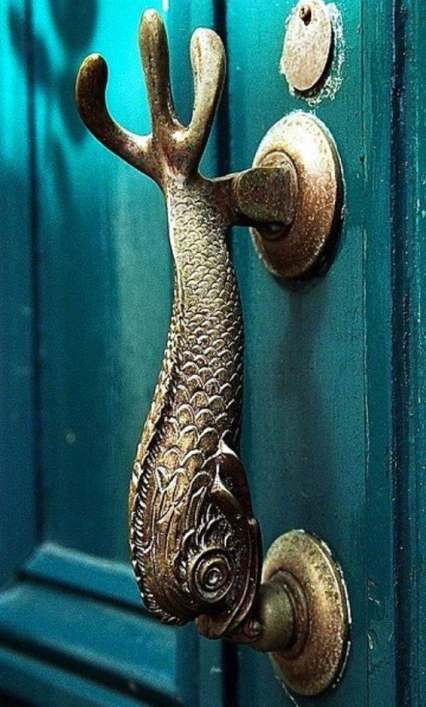 interesting door handles