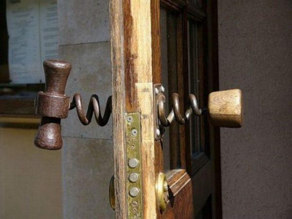 vintage door handles