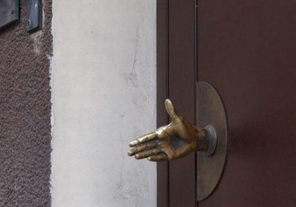 unique front door handles