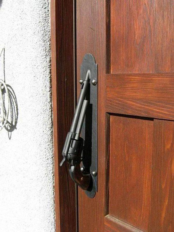 creative door handles