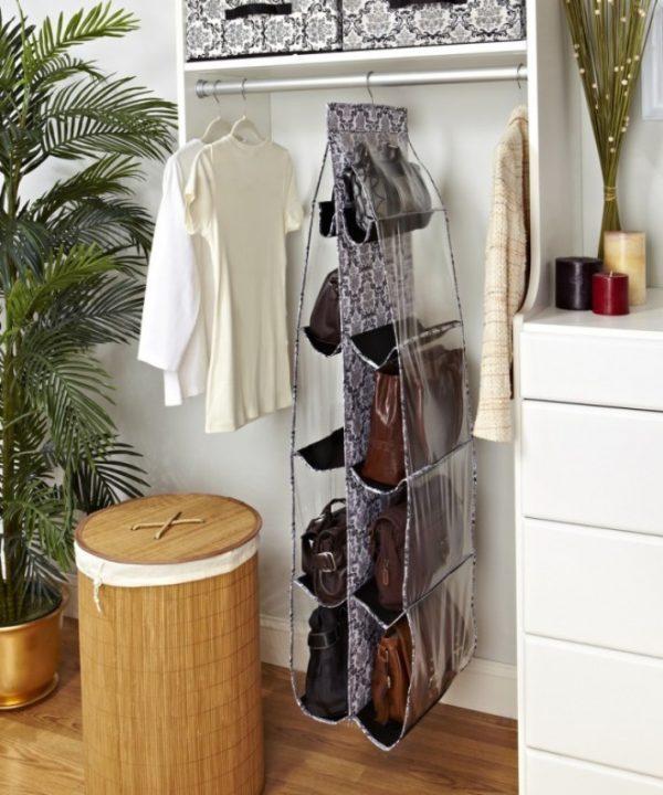 storage for handbags