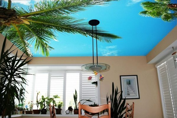 ceiling wallpaper designs