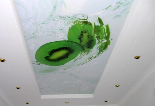 design on ceiling