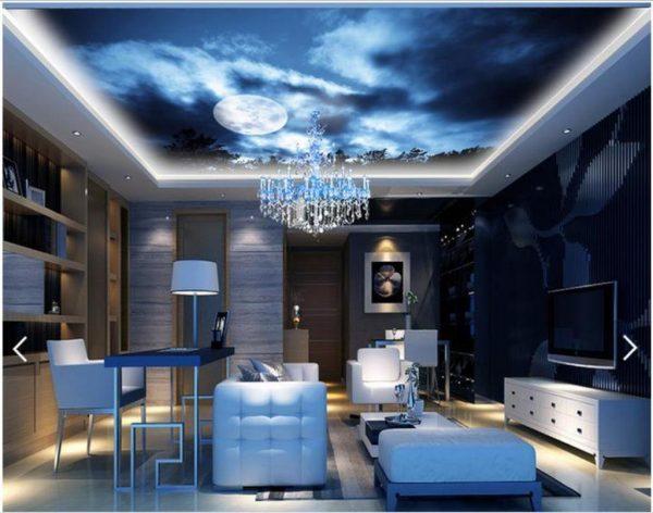 Alternative For White Ceiling 3d Ceiling Design Ideas