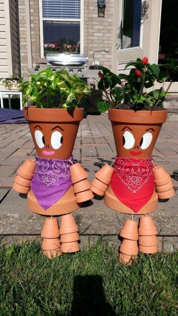 terracotta people