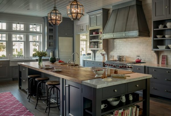 Industrial kitchen design ideas - Little Piece Of Me