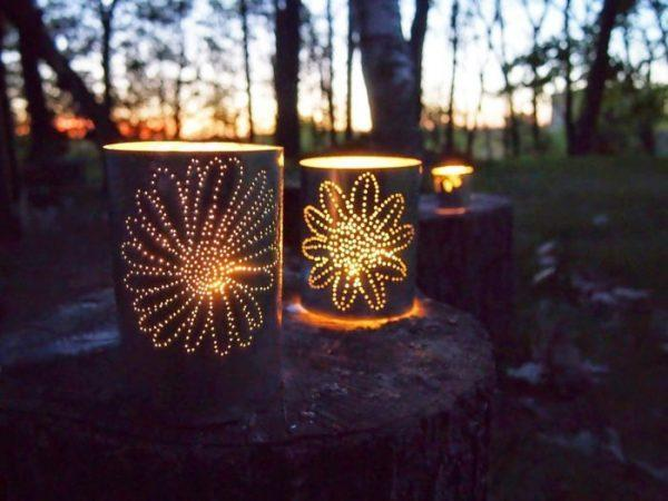 diy tin can projects