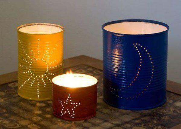 tin can lantern patterns