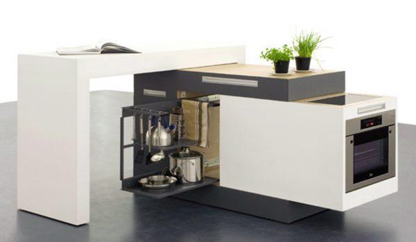 modular small kitchen designs