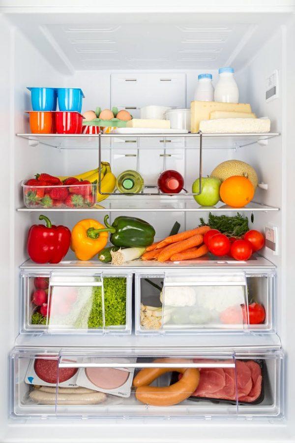 fridge shelf dividers
