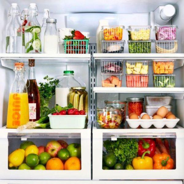 refrigerator storage solutions