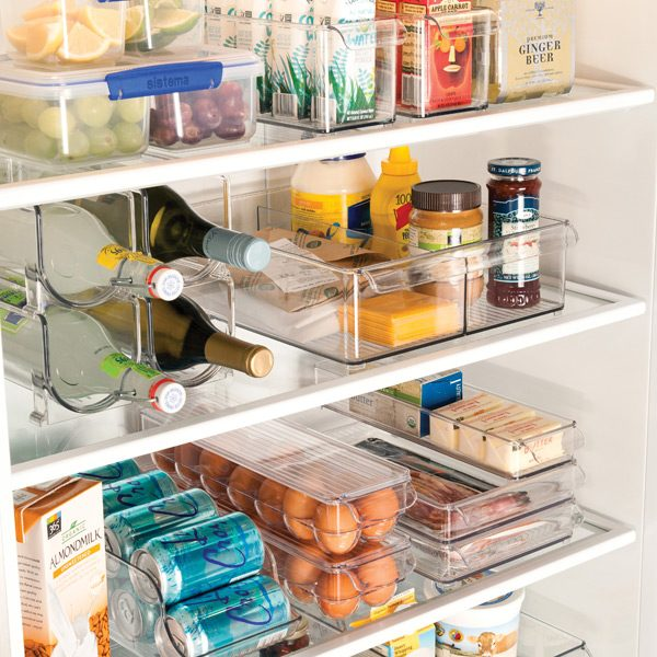 refrigerator storage containers