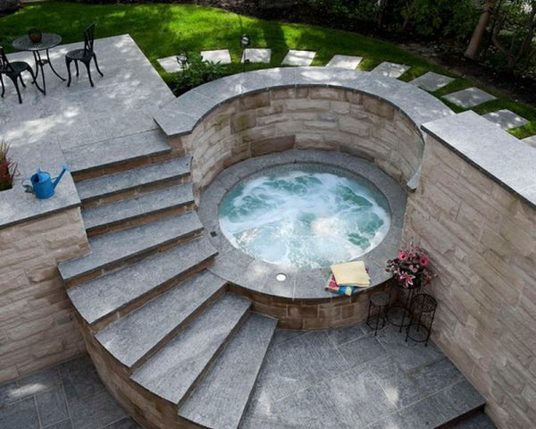 hot tubs at home