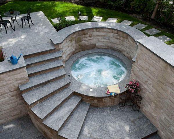 hot tubs at home