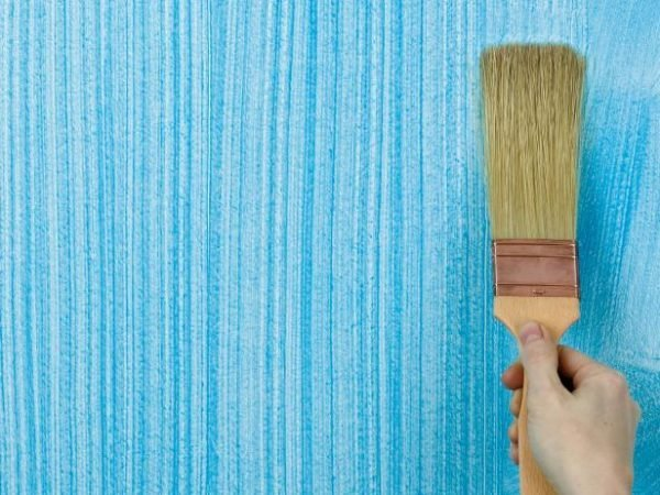 wall paint brush designs