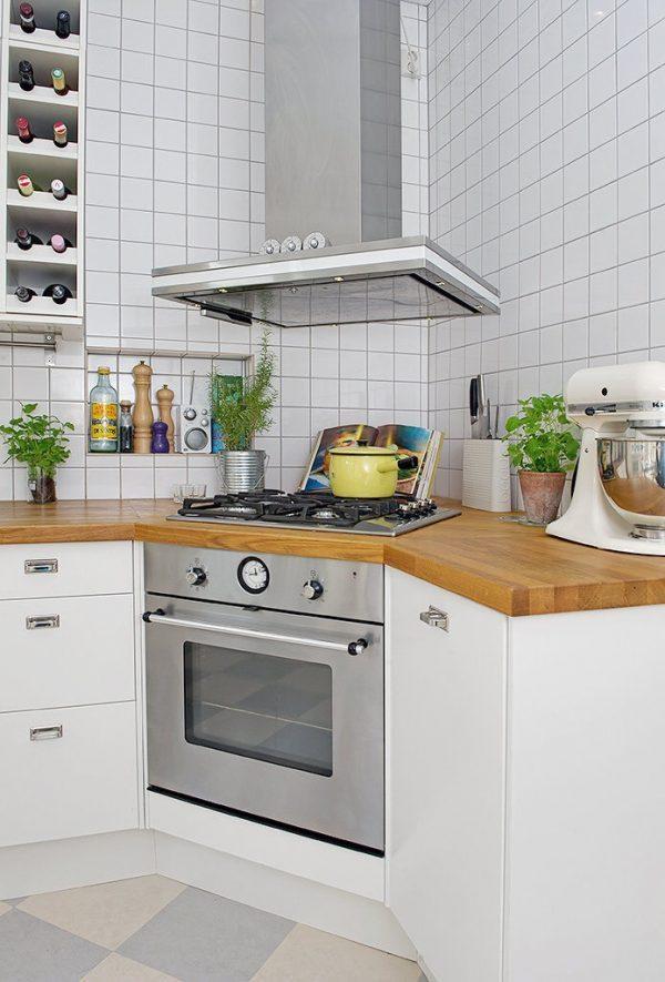 kitchen corner decorating ideas