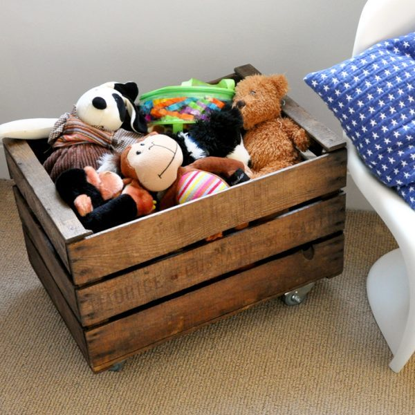 toy room storage solutions