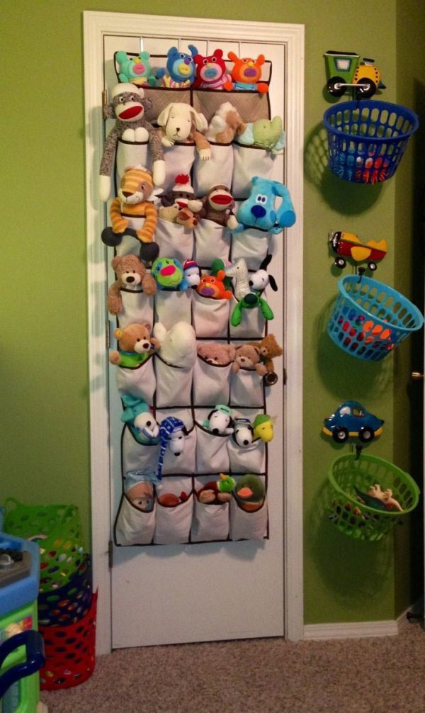 toy storage solutions for small spaces