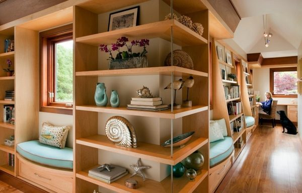 How to use corner space in your Home