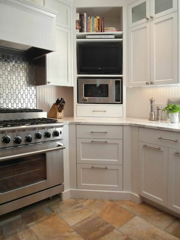 kitchen corner ideas