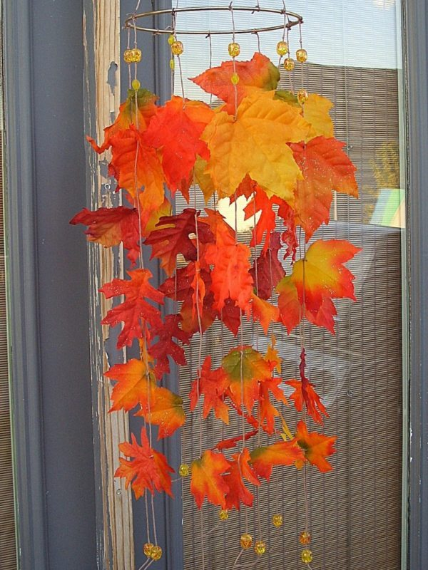 fall home decor crafts