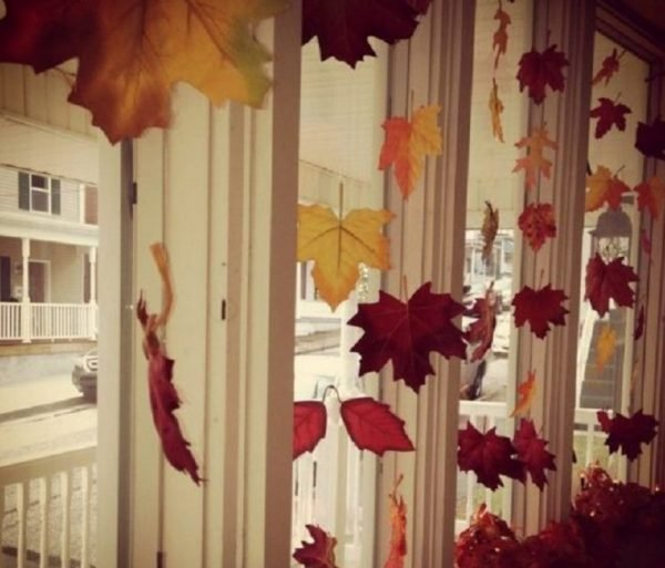 cheap fall decorations to make