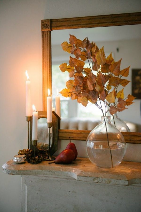 fall ideas for home