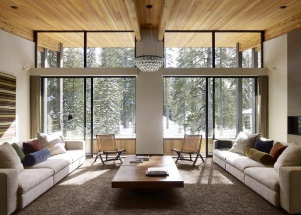 floor to ceiling sliding windows