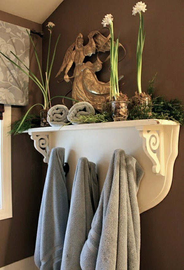 plants for bathrooms