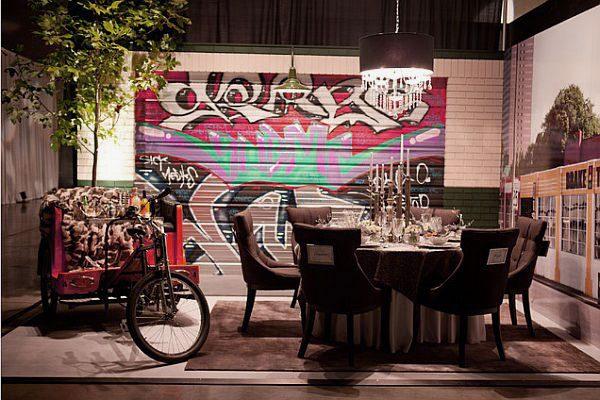 street art home decor