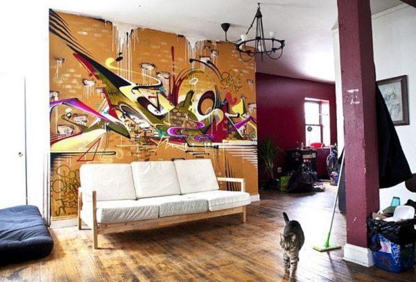 graffiti decorations