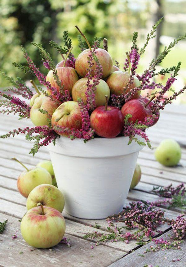 apple decoration ideas